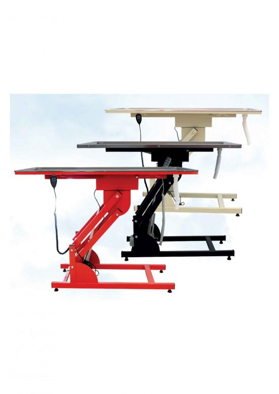 Z Type Veterinary Operating Table with the Trendelenburg Position